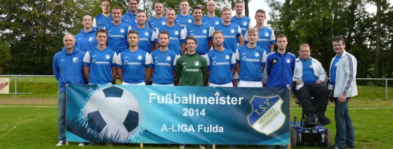 A-LIGA Fulda Fußballmeister