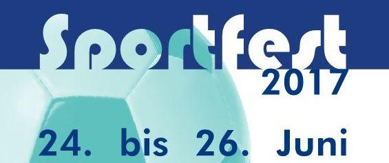 Sportfest vom 24. bis zum 26. Juni 2017 in Weyhers